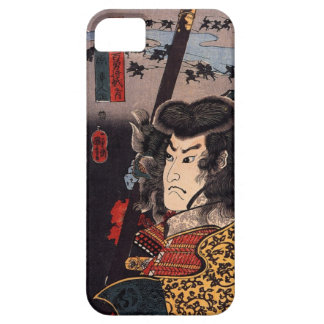 Hara Hayato No Sho Holding a Spear iPhone 5 Cover