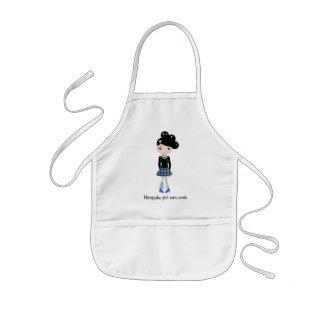 Harajuku Girl Can Cook Apron