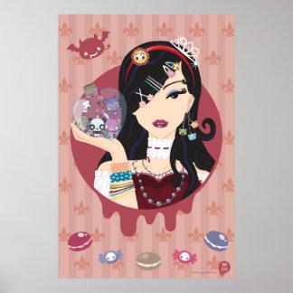 Harajuku Lolita Girl Mayumi Posters