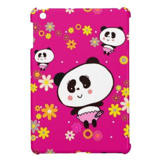 Harajuku Pandas fashion Cute Panda iPad Mini Case