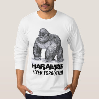 HARAMBE GORILLA t-shirts, hoodies and sweatshirts