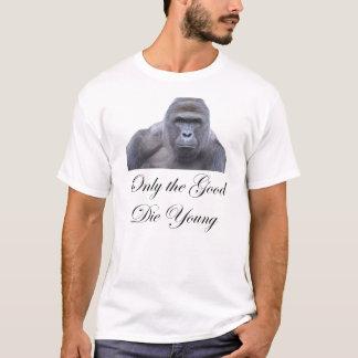 Harambe Memorial T T-Shirt