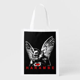 Harambe Reusable Grocery Bag