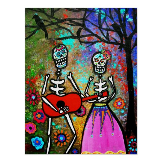Harana Dia de los Muertos Poster