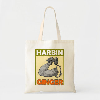 Harbin Ginger Tote Bag