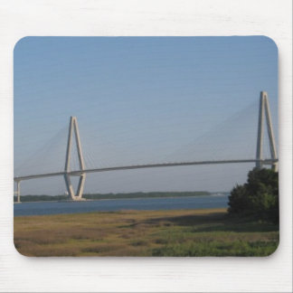 Harbor Bridge scenic mousepad