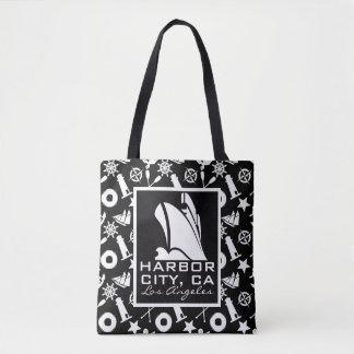 Harbor City California NF Tote Bag
