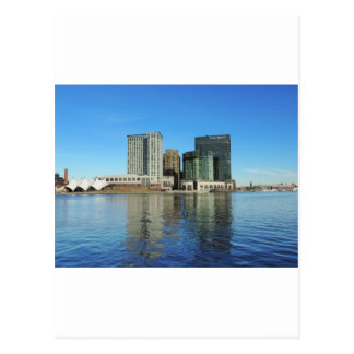 Harbor East Baltimore Postcard