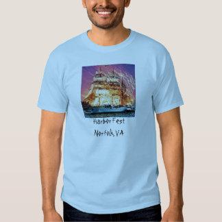 Harbor Fest Norfolk, VA Tshirt