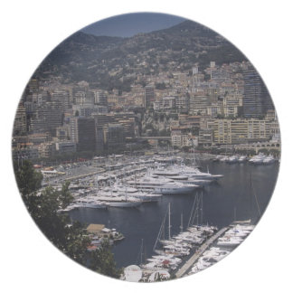 Harbor, Monte Carlo, French Rivier, Cote d' Plate