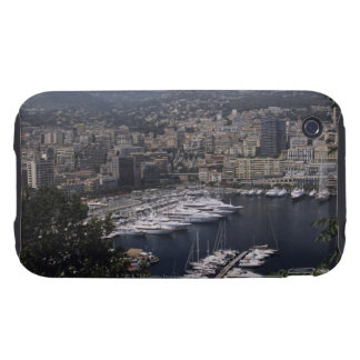 Harbor, Monte Carlo, French Rivier, Cote d' Tough iPhone 3 Cover