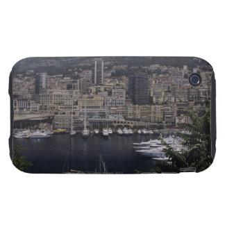 Harbor, Monte Carlo, French Riviera, Cote d' 4 iPhone 3 Tough Cases