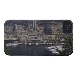 Harbor, Monte Carlo, French Riviera, Cote d' 4 iPhone 4 Case-Mate Case