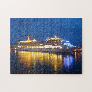 Harbor Reflections Jigsaw Puzzle