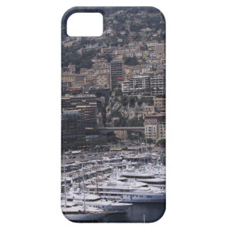 Harbor, vertical view, Monte Carlo, French Case For The iPhone 5