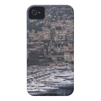 Harbor, vertical view, Monte Carlo, French Blackberry Bold Cover