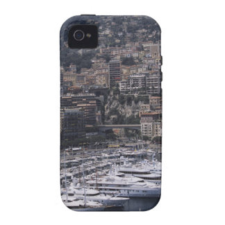 Harbor, vertical view, Monte Carlo, French Case-Mate iPhone 4 Covers