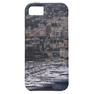 Harbor, vertical view, Monte Carlo, French iPhone 5 Covers