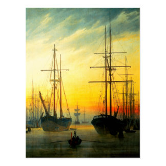 Harbor View- Friedrich Post Cards