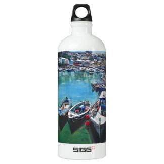 Harbour 6 custom traveller bottle