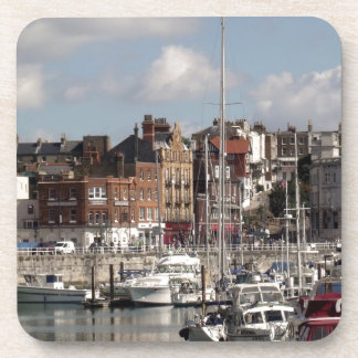 Harbour And Boats Photo Coasters