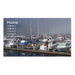 Harbour Boats Pack Of Standard Business Cards