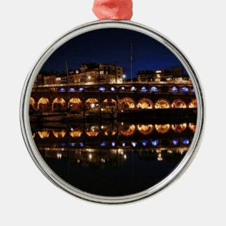 harbour.jpg christmas ornament