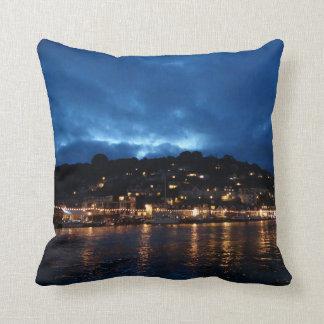 Harbour Night Cushion