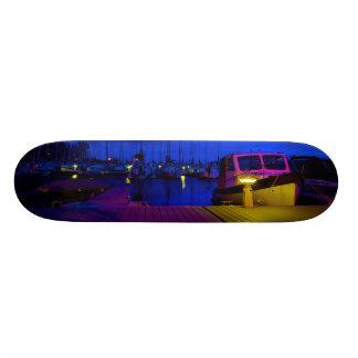 Harbour Night Skate Decks