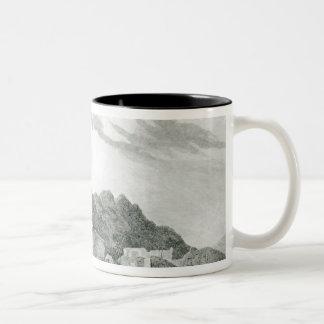 Harbour of Rio Janiero Two-Tone Coffee Mug