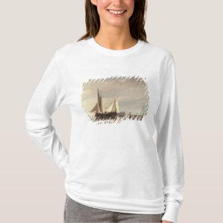 Harbour Scene T-Shirt