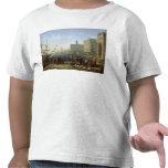 Harbour Scene Tshirt