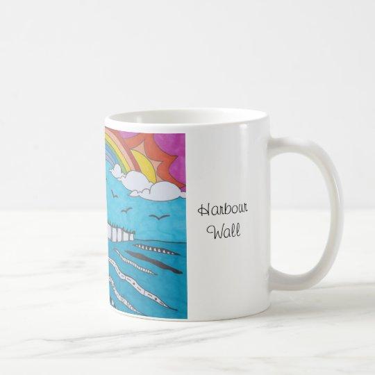 Harbour Wall Coffee Mug