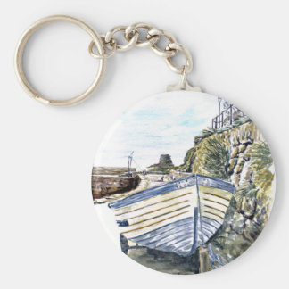 'Harbourside' Keychain
