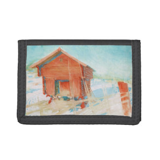 Harbre i Vintersol Tri-fold Wallet