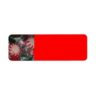 Hard Candy Avery Label Return Address Label