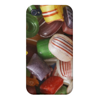 Hard candy, full frame case for iPhone 4