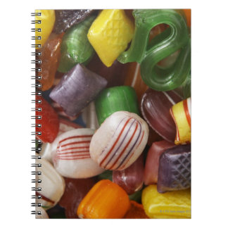 Hard candy, full frame notebooks