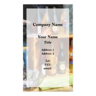 Hard Cider Pack Of Standard Business Cards