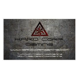 """HARD Corp.  """"We Mean Business"""" Cards Business Card Templates"""