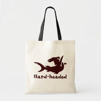 Hard-headed Budget Tote Bag