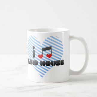 Hard House fan Classic White Coffee Mug