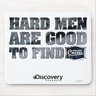 Hard Men Mousepad