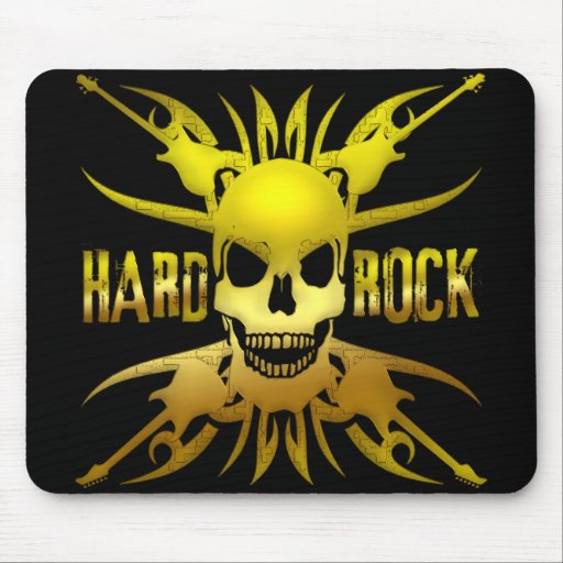 HARD ROCK MOUSE PAD