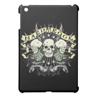 Hard Rock Music Skull Guitars Case for iPad Mini iPad Mini Case