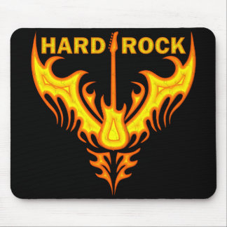 HARD ROCK WINGS MOUSE PAD