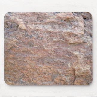 Hard rough Rock Stone Mouse Pad