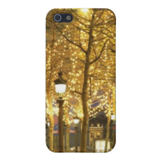 Hard Shell Case for iPhone 4/4S,Christmas in Paris