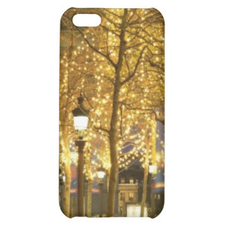 Hard Shell Case for iPhone 4 4S Christmas in Paris