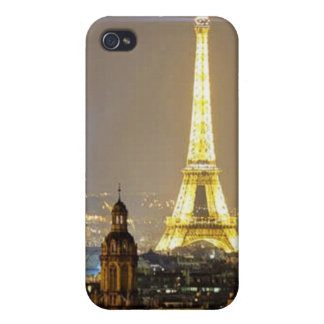 Hard Shell Case for iPhone 4/4S, Eiffel Tower